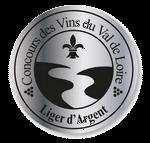 Liger d'argent concours des Vins du Val de Loire