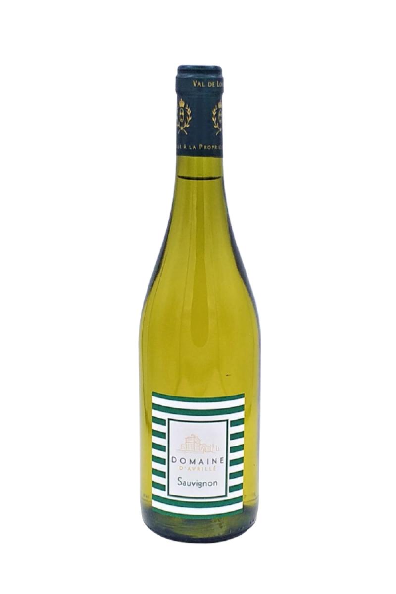 Sauvignon; Château d'Avrillé; vin de Loire; vin blanc; vin blanc sec; sec; fruité
