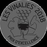 Cuvée d'excellence Vinalies 2018 Concours des Œnologues de France