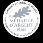 Médaille argent concours general