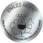 vinalie argent 2021 concours des oenologues Château d'Avrillé Crémant de Loire Anjou Blanc Coteaux de l'Aubance Beaumont
